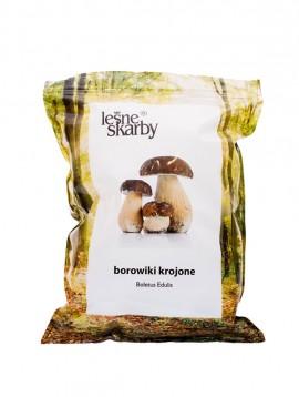 Leśne Skarby - Borowik mrożony połówki kl.I