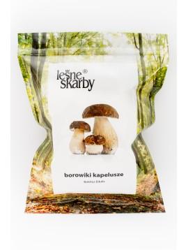 Leśne Skarby-Borowiki kapelusze
