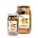 Leśne Skarby - Nadbużańska pikantna mieszanka grzybów marynowanych
