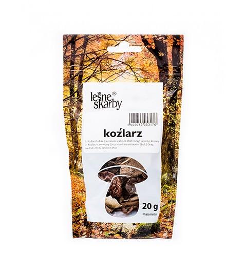 Leśne Skarby - Koźlarz Czerwony/Koźlarz Babka