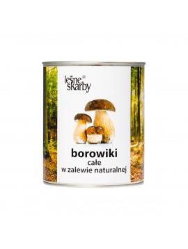 Leśne Skarby - Borowiki całe w zalewie naturalnej