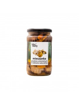 Forest Treasures - Mushrooms in natural brine - Orient mix