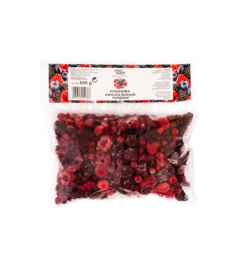 Leśne skarby - Mieszanka owoców leśnych mrożona
